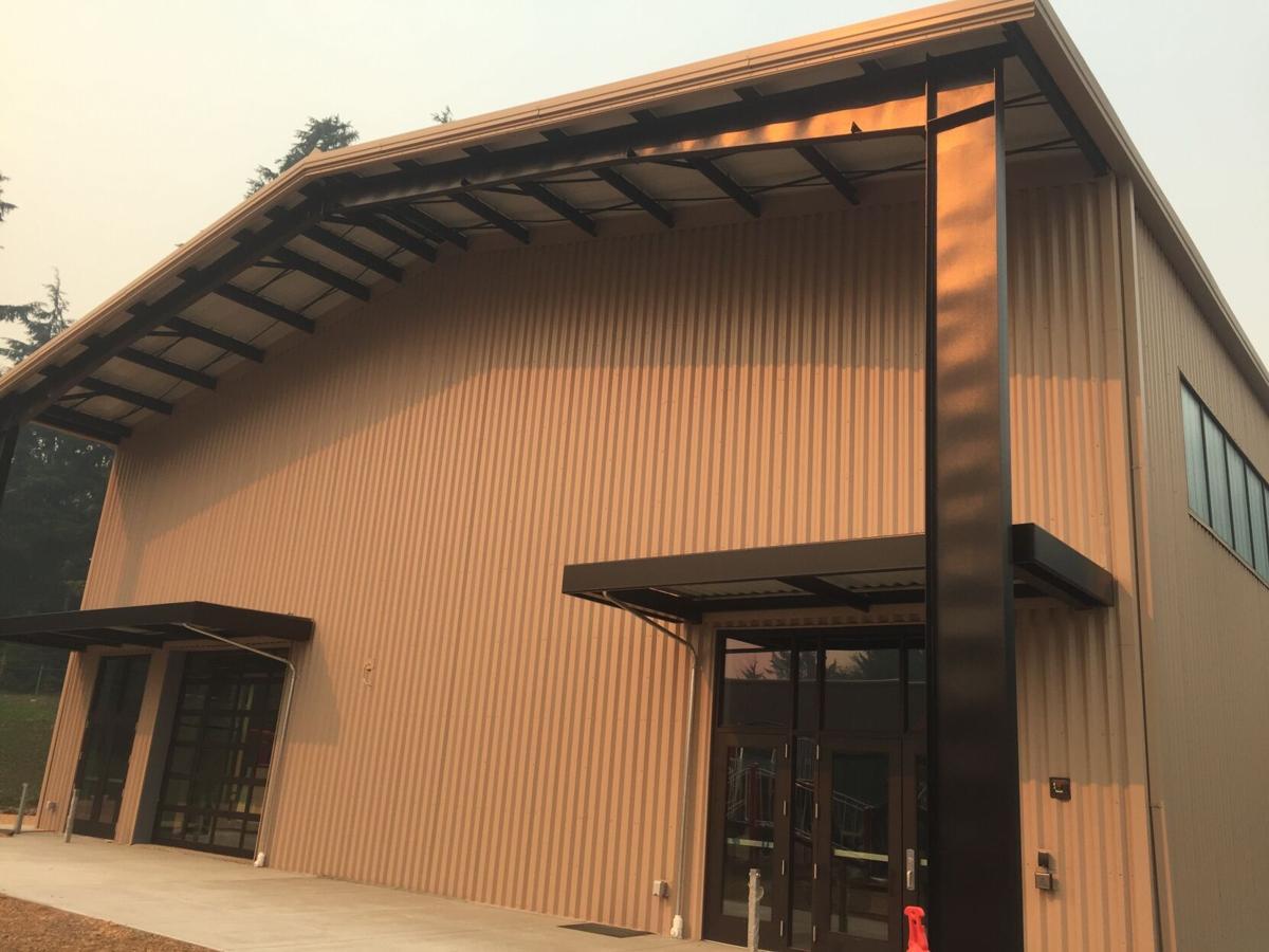 Pacific Ridge gym