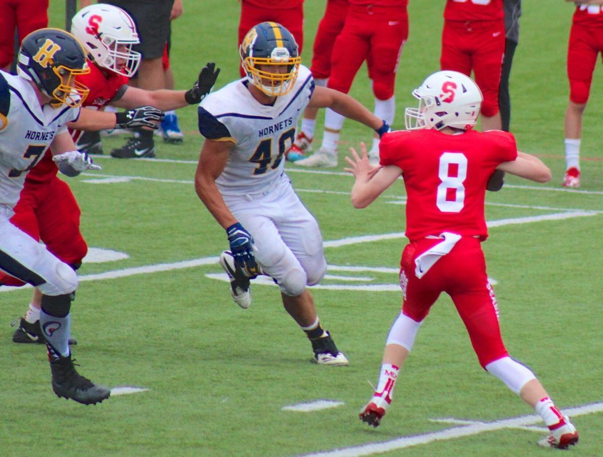 Carson Kawasoe, football