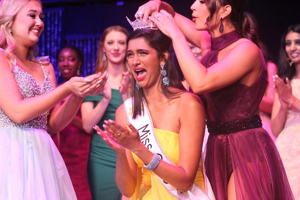 Miss Oregon Shivali Kadam
