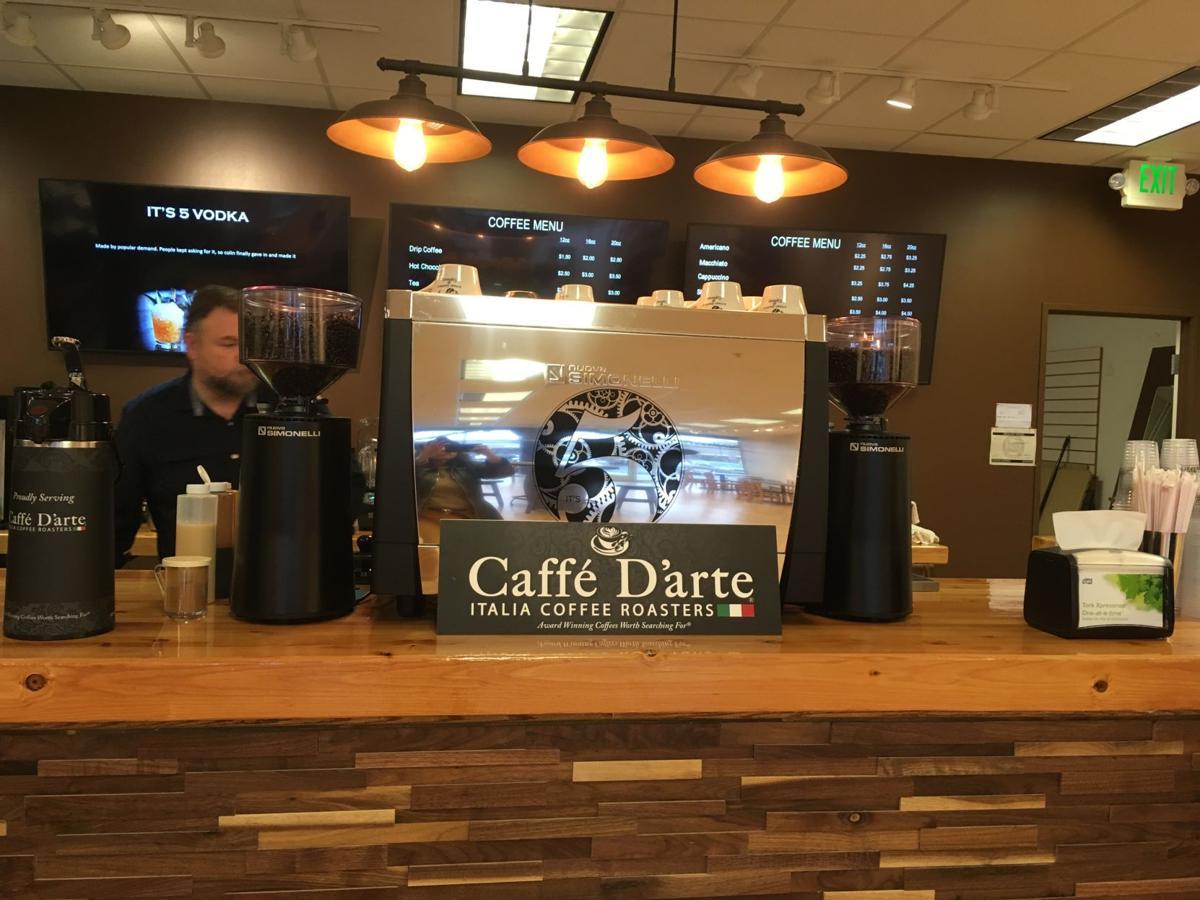 New cafe, tasting room in Seaside
