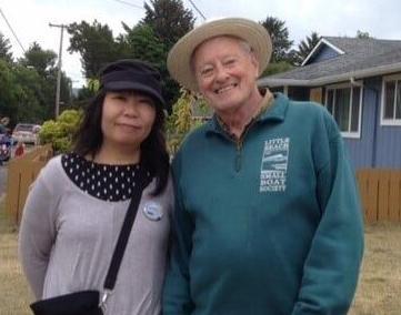 Bill and Mami