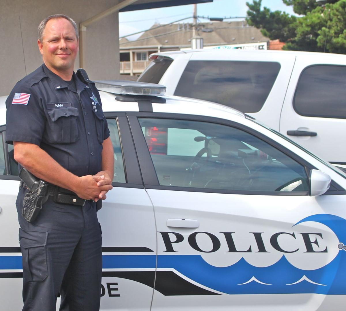 Dave Ham selected as new Seaside police chief
