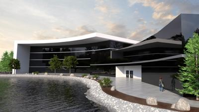 Proposed data center