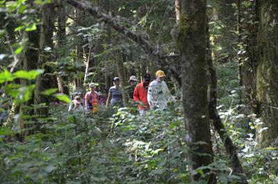 'Walk the Land' with North Coast Land Conservancy