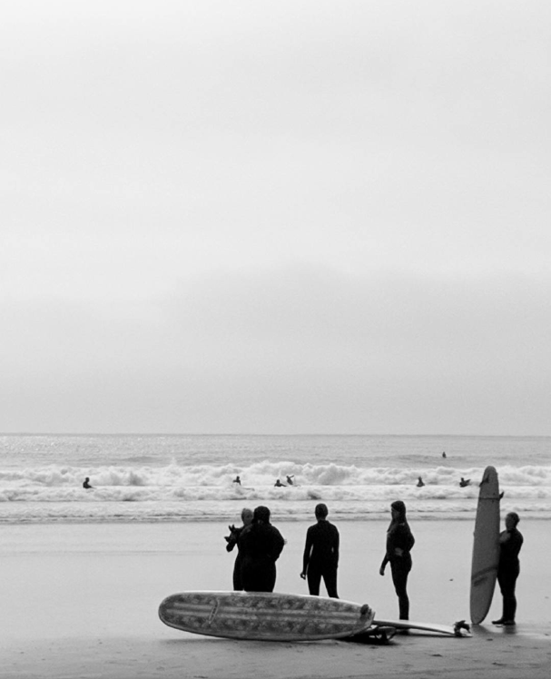 An opportunity to surf