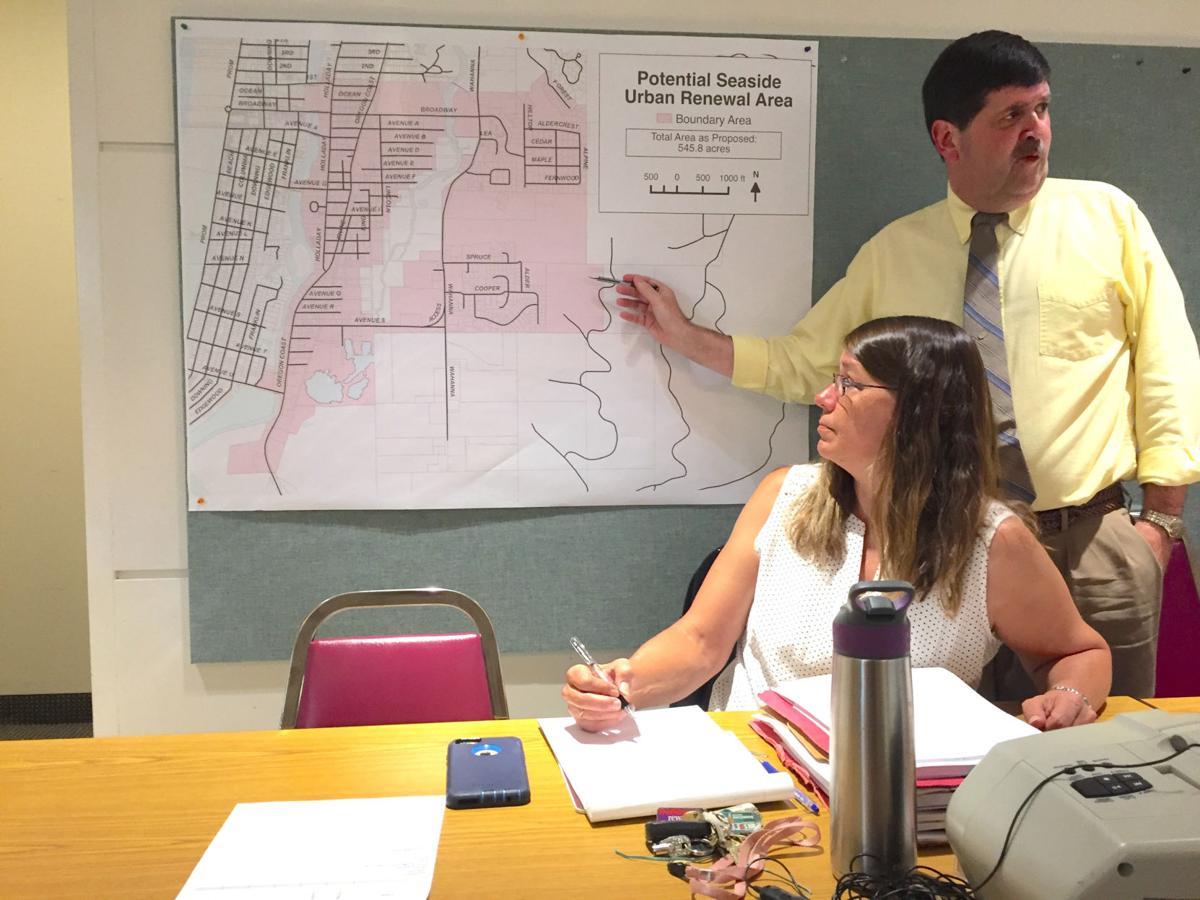 Seaside approves urban renewal plan
