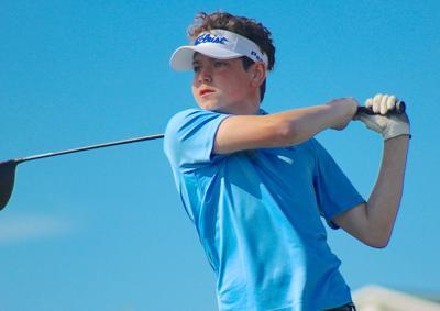 Seaside golfer Samson Sibony