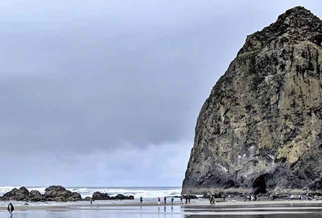 Health advisory lifted for Cannon Beach ocean waters