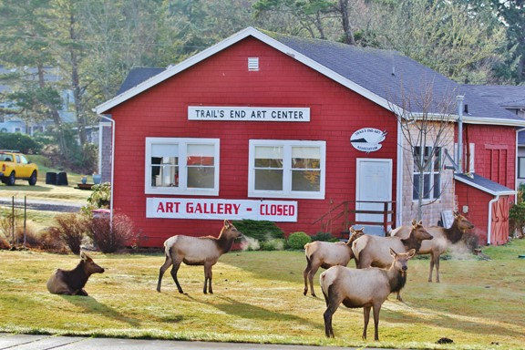 First Saturday in Gearhart