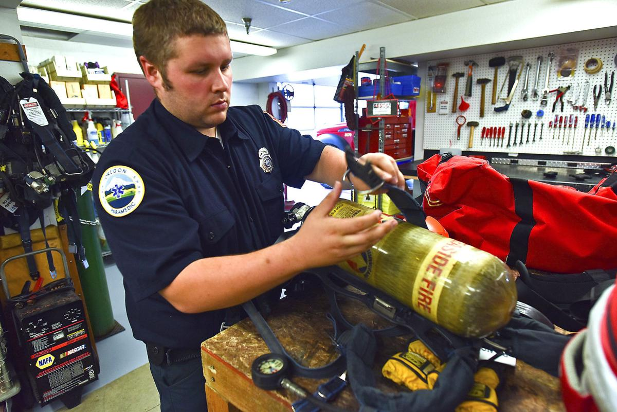 Seaside Fire gets some 'breathing room'