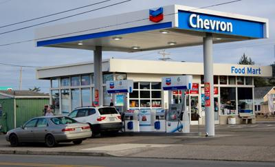 Convenience store at Seaside Chevron gets overhaul