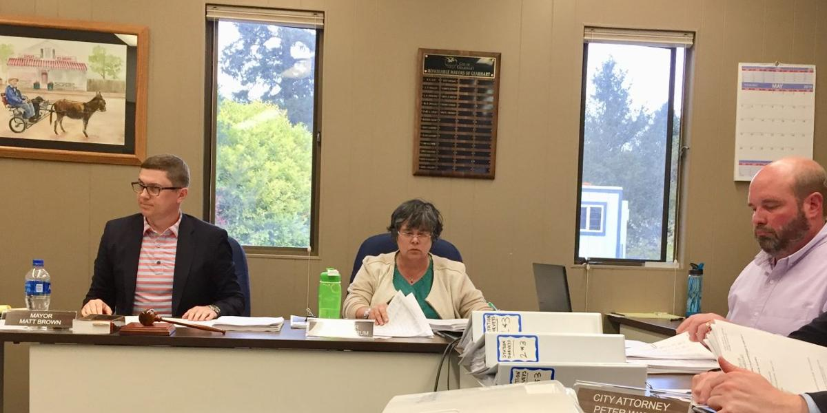 Gearhart City Council