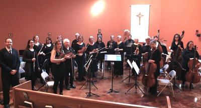 North Coast Chamber Orchestra.