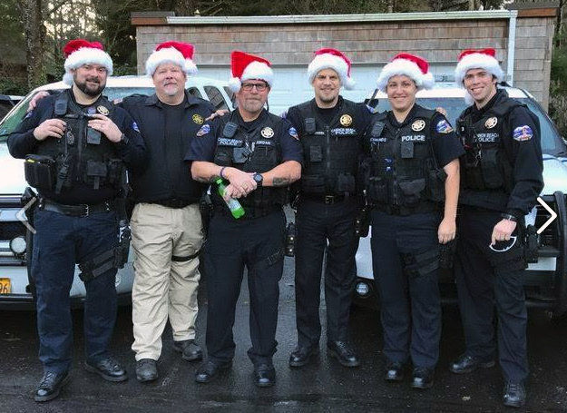 Local officers, community spread holiday cheer at 'Shop With a Cop'