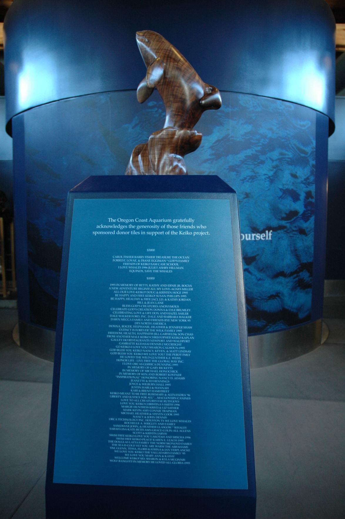 Memorial for Keiko