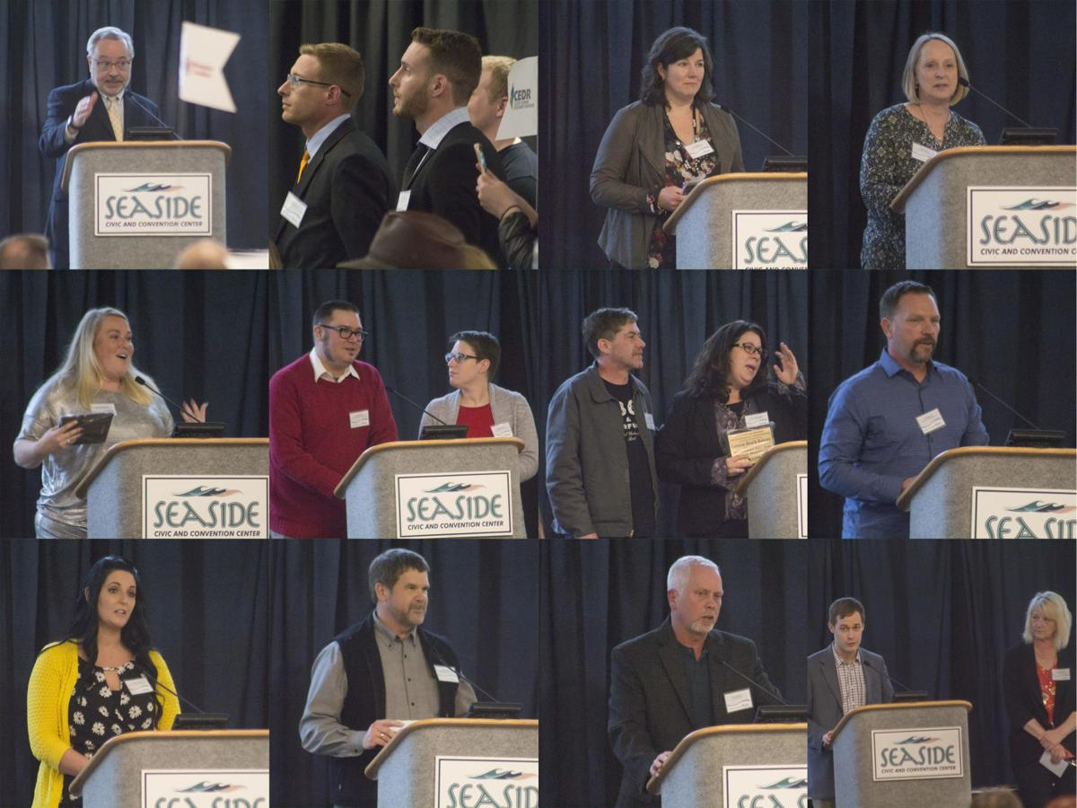 CEDR award winners