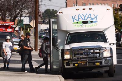 New transit tax begins in July