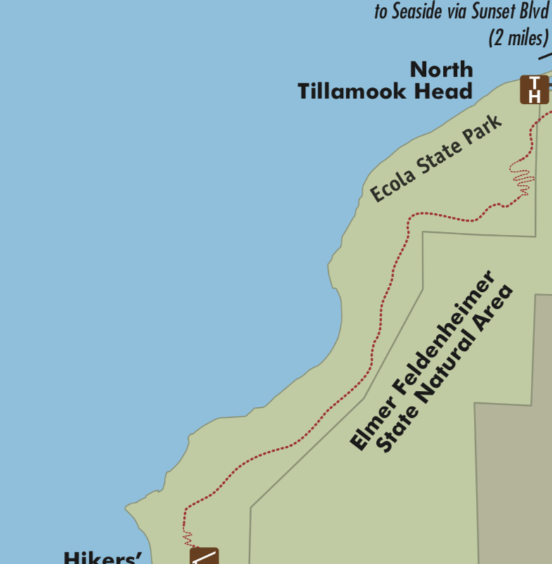 Road access to ecola state park closed this fall local - Garden state plaza mall restaurants ...