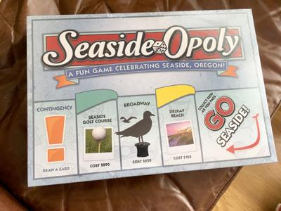View from the Porch: Have you played Seaside-Opoly?