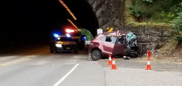 Fatality on U.S. Highway 26