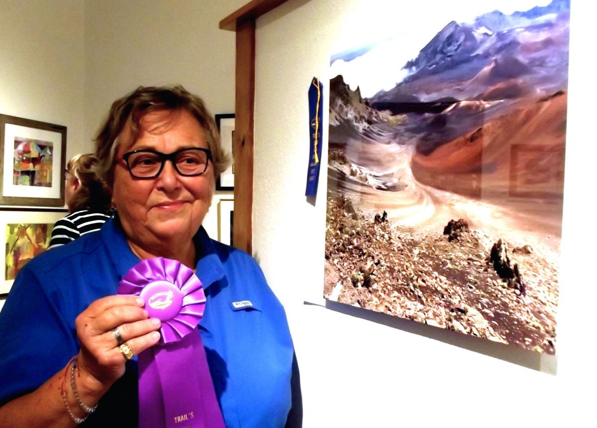 Sampsel is winner at Trail's End show