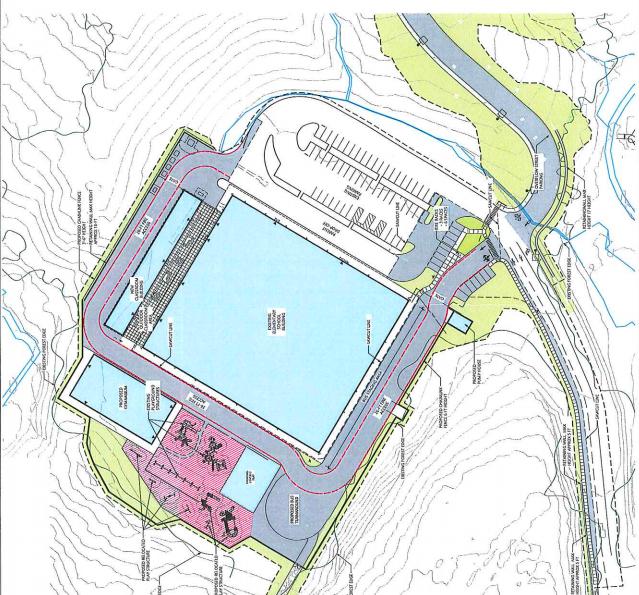 Heights building plan