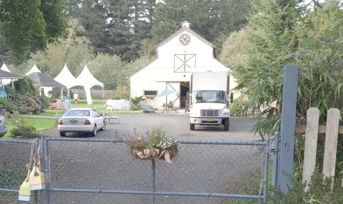 Barn owner, Gearhart spar over definition of rental