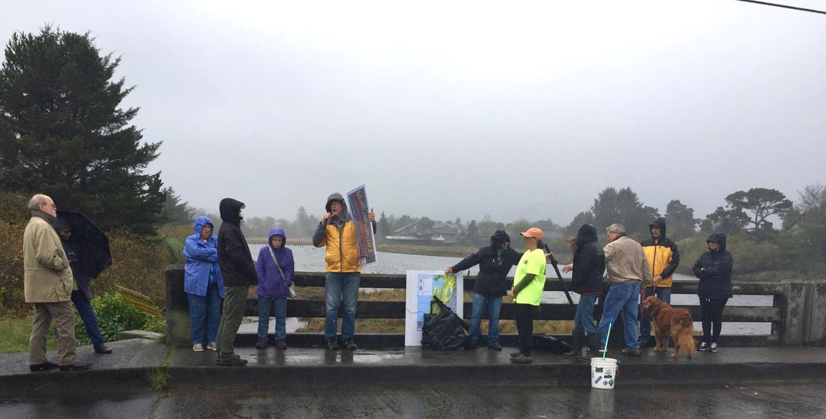 Horning 'occupies bridge' to broadcast message