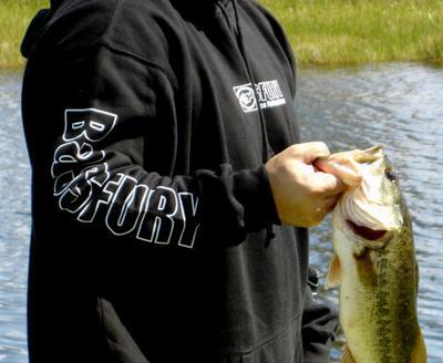 Bass fishing stock