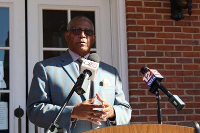 Perkins instructs police chief to investigate shooting into his home