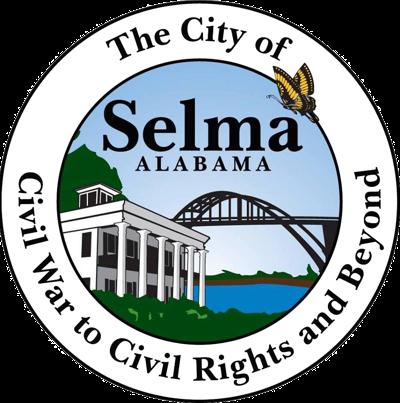 Selma city logo