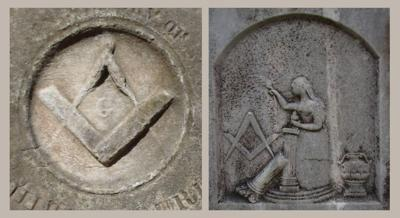 Freemasons at Old Cahawba Park