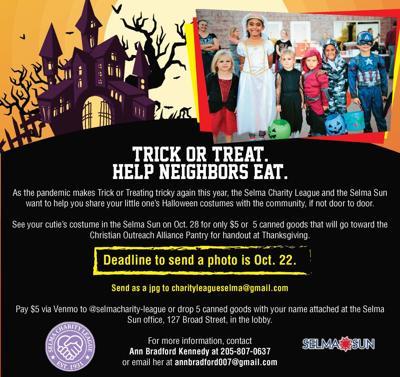 Selma Charity League Halloween photo gallery