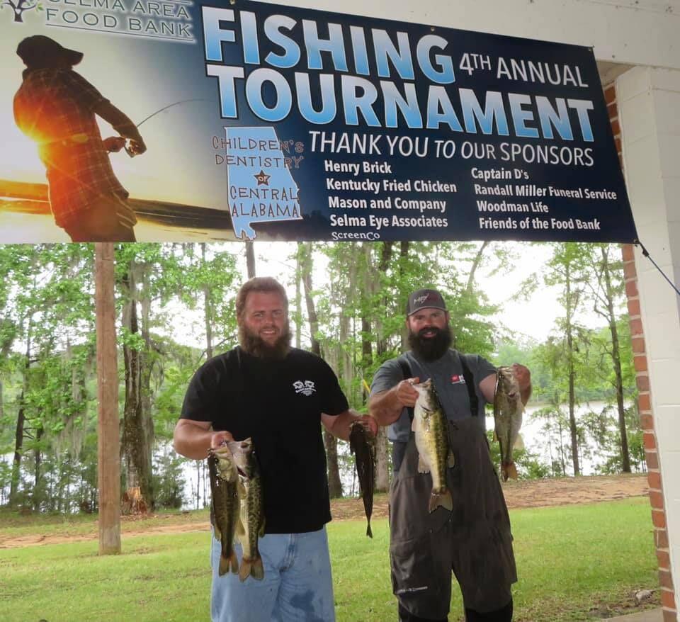 Fishing tourney 1
