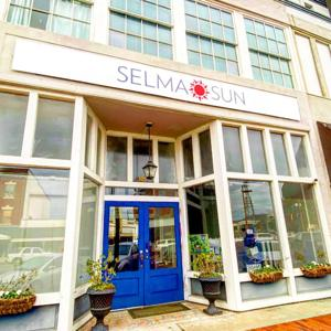 Selma Sun front entrance