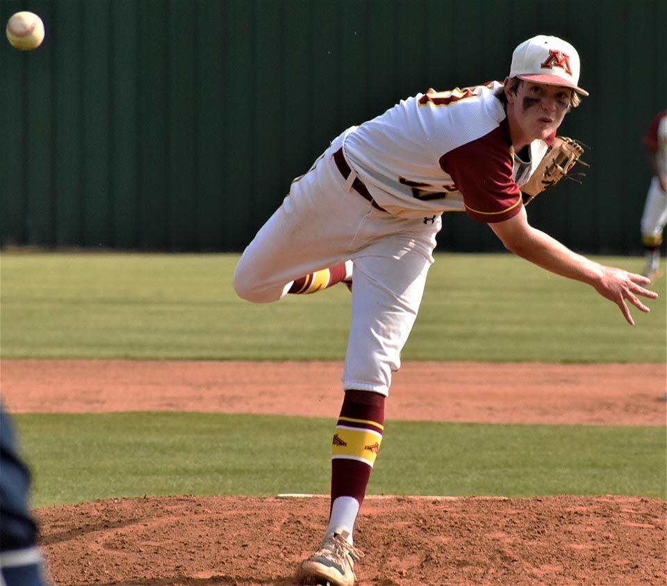Morgan Academy baseball team advances
