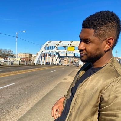 Usher comes to Selma