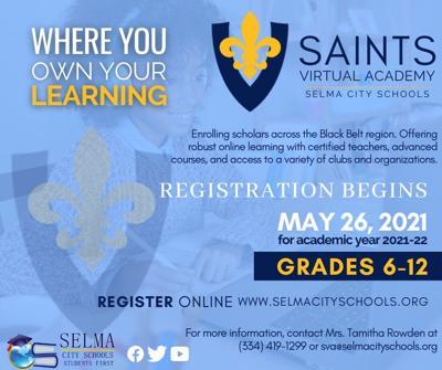 Saints Virtual Academy