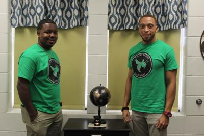 Markus Turner and John Solomon Valley Grande Elementary