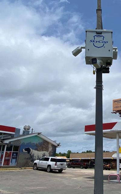 SkyCop camera