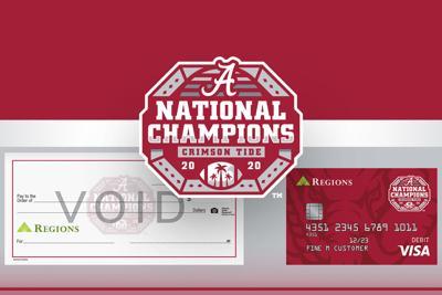Crimson Tide National Championship check