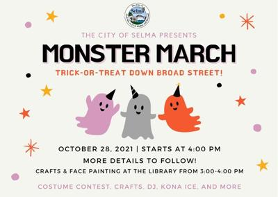 2021 Monster March