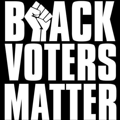 Black Voters Matter logo