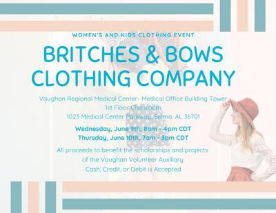 Britches and Bows flyer