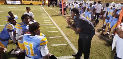 Saints fall to Jackson 28-14