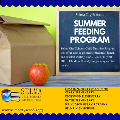 Selma Summer Feeding Program