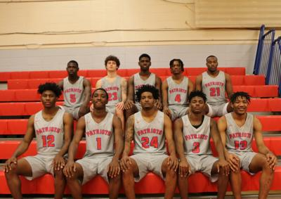 WCC Selma Men's basketball team