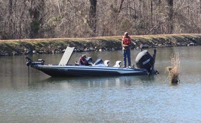 Dallas County Public Lake fishing