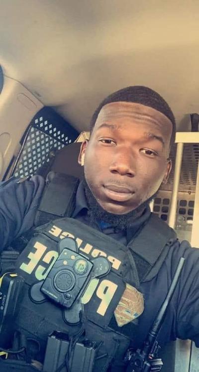 Selma Officer Marquis Moorer