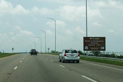 Selma to Montgomery U.S. Highway 80